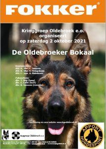 Olderbroeker bokaal 2021